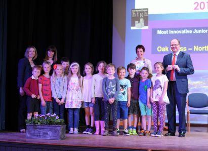 Oak Class, Northrepps Primary School